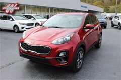 New Sportage 2021 Kia Sportage LX SUV KNDPMCAC3M7875924 for sale in Pikeville