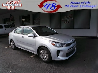 used 2018 Kia Rio S Sedan 3KPA24AB1JE095232 FK090 for sale in Pikeville