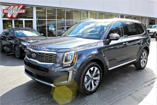 New Kia 2020 Kia Telluride EX SUV 5XYP3DHC6LG078003 KT1650 for sale in Pikeville KY