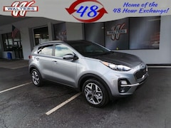 New Sportage 2020 Kia Sportage EX SUV KNDPNCAC4L7685142 for sale in Pikeville