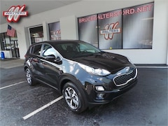 New Sportage 2020 Kia Sportage LX SUV KNDPMCACXL7693832 for sale in Pikeville