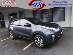New Sportage 2020 Kia Sportage LX SUV KNDPMCAC4L7659515 for sale in Pikeville