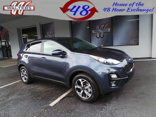 New Kia 2020 Kia Sportage LX SUV KNDPMCAC4L7659515 KT1555 for sale in Pikeville KY