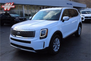 New 2021 Kia Telluride LX SUV 5XYP2DHC7MG150685 KM150685 for sale in Pikeville KY