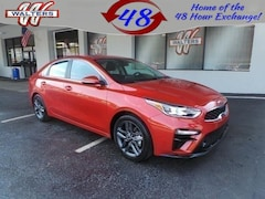 New 2019 Kia Forte EX Sedan 3KPF54AD5KE085237 K1072 serving Prestongburg