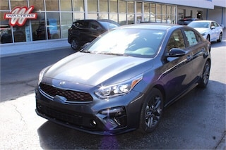New 2021 Kia Forte GT-Line Sedan 3KPF34AD5ME323466 KM323466 for sale in Pikeville KY