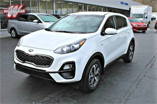 New Kia 2020 Kia Sportage LX SUV KNDPMCAC2L7736026 KT1648 for sale in Pikeville KY