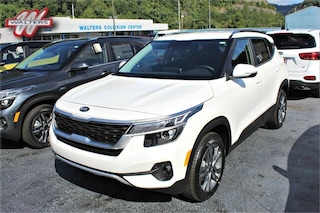 New 2021 Kia Seltos S SUV KNDEU2AA2M7116469 KT1723 for sale in Pikeville KY