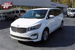 New 2021 Kia Sedona LX Van Passenger Van KNDMB5C10M6667375 KT1744 near Williamson VA