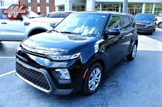 New 2021 Kia Soul LX Hatchback KNDJ23AUXM7745756 KT1724 for sale in Pikeville KY