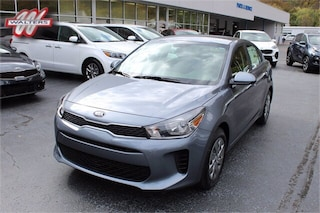 New 2020 Kia Rio S Sedan 3KPA24AD0LE349906 K1151 for sale in Pikeville KY
