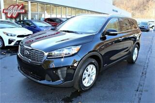 New Kia 2020 Kia Sorento 2.4L LX SUV 5XYPGDA31LG627203 KT1619 for sale in Pikeville KY