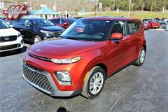 New 2020 Kia Soul LX Hatchback KNDJ23AU5L7117196 KT1646 for sale in Pikeville