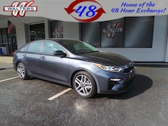 New 2019 Kia Forte S Sedan 3KPF34AD2KE067042 K1067 serving Prestongburg