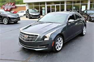 used 2016 Cadillac ATS 2.0L Turbo Luxury Collection Sedan 1G6AB5RX7G0112674 KT1716A for sale in Pikeville, KY