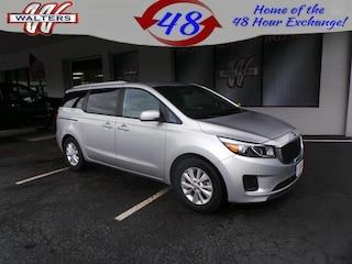 used 2018 Kia Sedona LX Minivan KNDMB5C18J6401176 FKT143 for sale in Pikeville