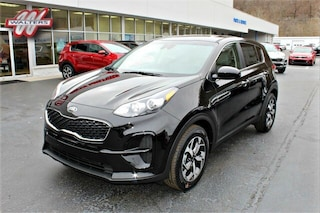 New Kia 2020 Kia Sportage LX SUV KNDPM3AC5L7793580 KT1639 for sale in Pikeville KY