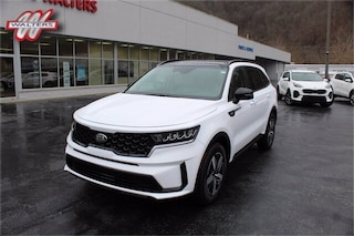 New 2021 Kia Sorento S SUV 5XYRL4LC9MG007590 KT1762 for sale in Pikeville KY