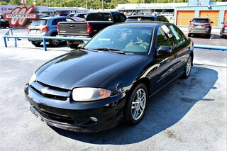 used 2004 Chevrolet Cavalier LS Sport Sedan 1G1JH52F547165186 FL143A for sale in Pikeville, KY