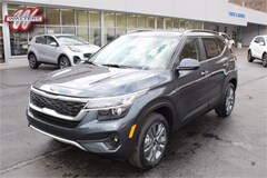 New 2021 Kia Seltos S SUV KNDEUCAA0M7183593 KT1774 for sale in Pikeville