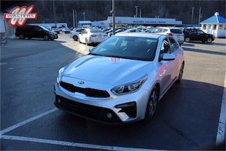 used 2020 Kia Forte LXS Car 3KPF24AD5LE202664 FM048 for sale in Pikeville, KY