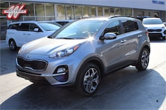 New Sportage 2021 Kia Sportage EX SUV KNDPNCAC4M7875699 for sale in Pikeville