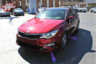 used 2019 Kia Optima S Sedan 5XXGT4L37KG335258 CLT009A for sale in Pikeville