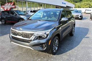 New 2021 Kia Seltos S SUV KNDEUCAA5M7115273 KT1715 for sale in Pikeville KY