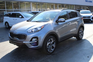 New 2021 Kia Sportage EX SUV KNDPNCAC4M7875699 KT1749 for sale in Pikeville KY