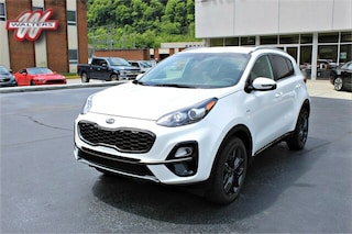New 2020 Kia Sportage S SUV KNDP6CAC7L7686847 KT1674 for sale in Pikeville KY