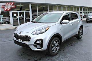 New 2021 Kia Sportage LX SUV KNDPMCAC3M7843667 KT1710 for sale in Pikeville KY