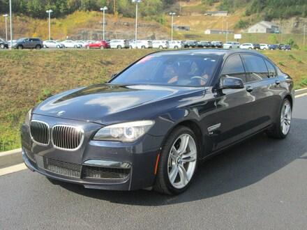 2012 BMW 7 Series 760Li Car