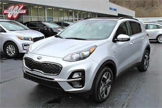 New 2020 Kia Sportage EX SUV KNDPNCAC0L7685543 KT1657 for sale in Pikeville KY