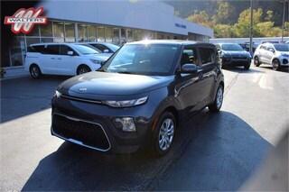 New 2021 Kia Soul LX Hatchback KNDJ23AU0M7757186 KT1753 for sale in Pikeville KY