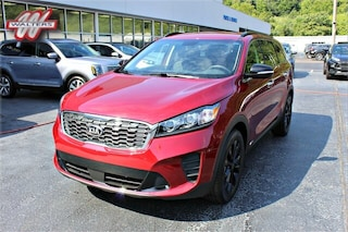New 2020 Kia Sorento 3.3L S SUV 5XYPGDA55LG697949 KT1701 for sale in Pikeville KY