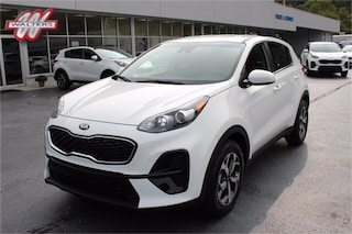 New 2021 Kia Sportage LX SUV KNDPM3AC6M7866778 KT1144 for sale in Pikeville KY