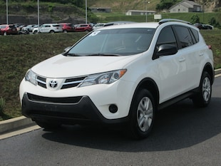 2013 Toyota RAV4 LE Sport Utility