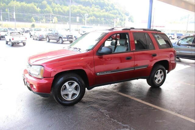 Used 2002 Chevrolet Trailblazer For Sale at Bruce Walters