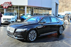 Used 2019 Lincoln Continental Reserve Sedan
