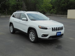 2019 Jeep Cherokee LATITUDE FWD Sport Utility 1C4PJLCB4KD434900 For Sale in Stephenville