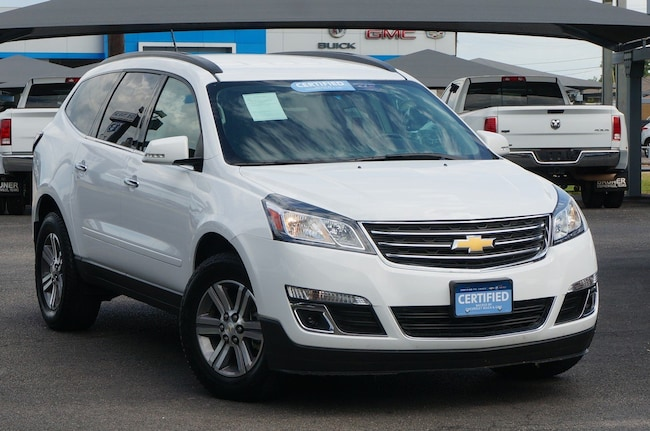 used 2017 Chevrolet Traverse LT FWD  LT w/1LT in Stephenville TX