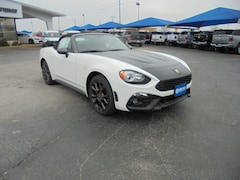 2019 FIAT 124 Spider ABARTH Convertible JC1NFAEK4K0141819 For Sale in Stephenville