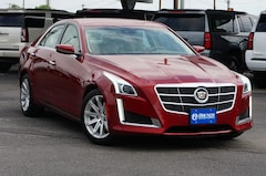 2014 Cadillac CTS Sedan Luxury RWD Sedan