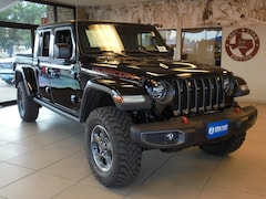 2020 Jeep Gladiator RUBICON 4X4 Crew Cab 1C6JJTBG7LL110292 For Sale in Stephenville