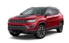 New 2020 Jeep Compass TRAILHAWK 4X4 Sport Utility For Sale in Stephenville