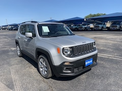 Used 2018 Jeep Renegade For Sale in Stephenville