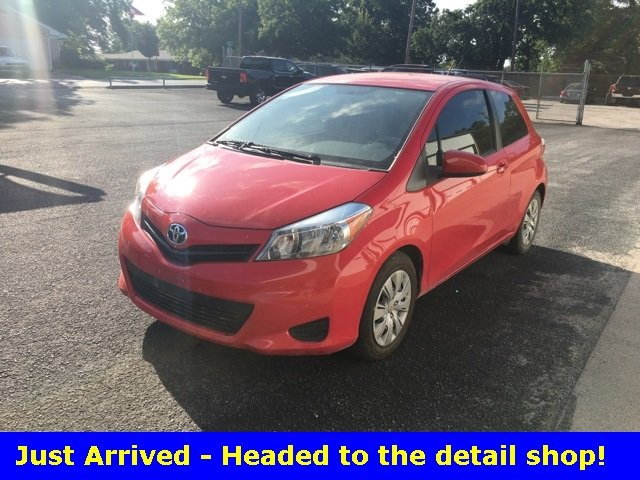 Used 2014 Toyota Yaris L For Sale in Stephenville TX