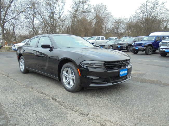 new 2019 Dodge Charger SXT RWD Sedan in Stephenville TX