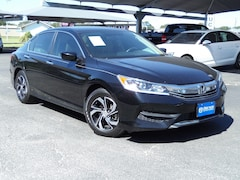 Bargain Used 2017 Honda Accord Sedan LX LX CVT under $15,000 for Sale in Stephenville, TX