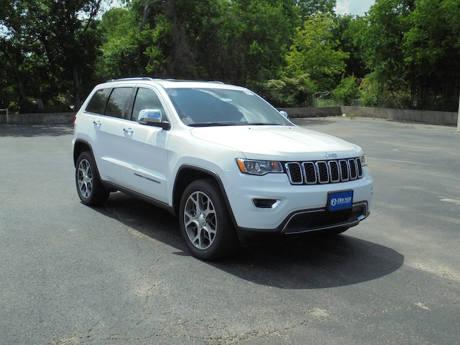 new 2019 Jeep Grand Cherokee LIMITED 4X2 Sport Utility in Stephenville TX